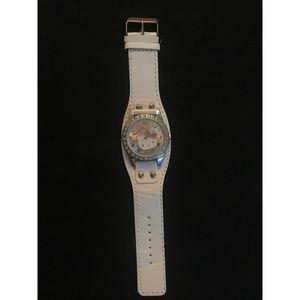 White Hello Kitty Watch